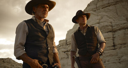 Daniel Craig stars in Cowboys & Aliens: movie review