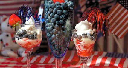 Festive berries for the Fourth of July