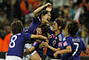 Women's World Cup victories boost Japan's morale
