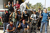 Libyan rebels gain momentum in west