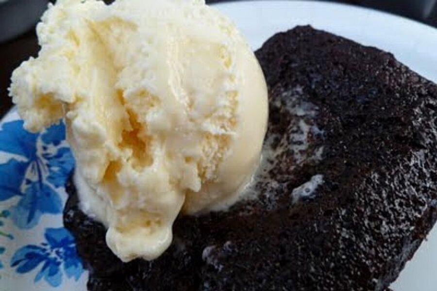 Mocha pudding cake - CSMonitor.com