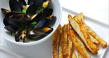 Bastille Day is perfect for mussels, frites