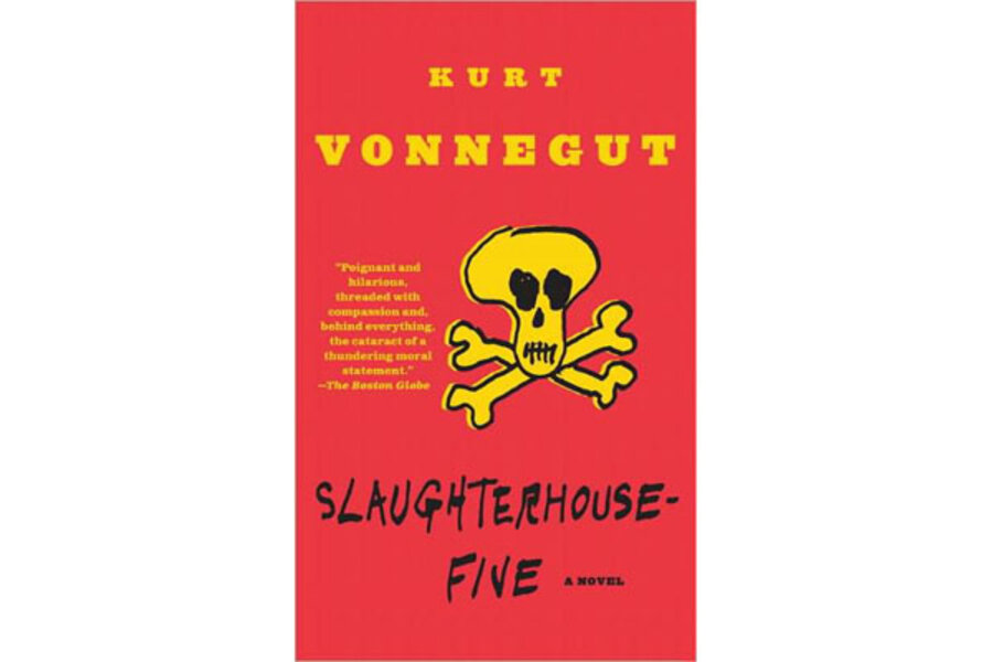vonnegut s portrayal american culture and society slaughte Get an answer for 'how does slaughterhouse-five present a unique view as billy's what vonnegut does in and stereotypes of american soldiers.