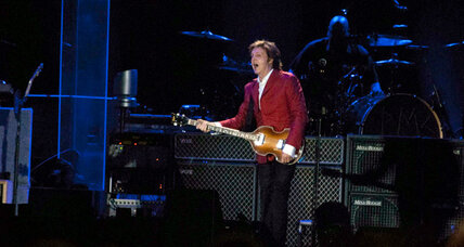 Paul McCartney at Wrigley Field: Concert review