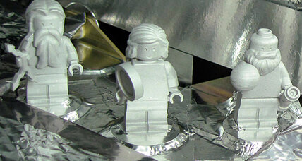 Lego figures to Jupiter on Juno spacecraft. Why send toys into space?