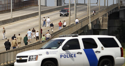 Police guilty in post-Katrina bridge shootings. 'Healing' for New Orleans?