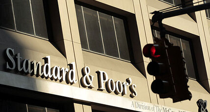Standard & Poor's downgrades US credit rating