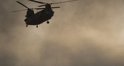 Helicopter crash kills dozens in Afghanistan: implications for US war effort?