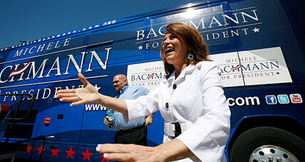 Did Newsweek set out to make Michele Bachmann look like a loon?