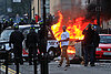 London riots caught on CCTV camera: 'We will pursue you,' say police [VIDEO]