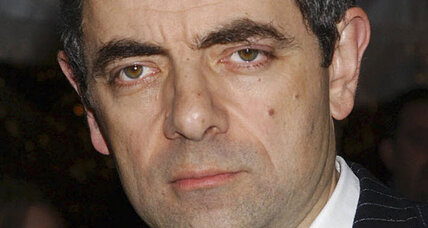 $1 million supercar crashed by Mr. Bean