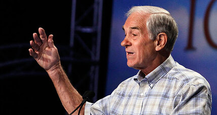 Did Ron Paul's presidential bid just get a big boost from Jon Stewart?
