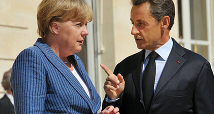 Euro debt crisis 101: What can Merkel, Sarkozy plan accomplish?
