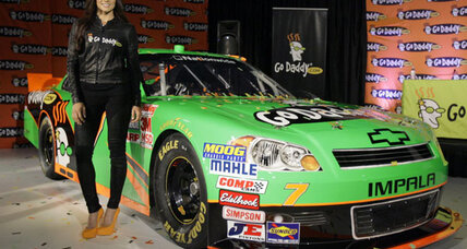 Danica Patrick officially heads to NASCAR