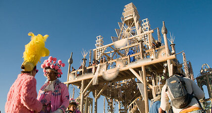 Burning Man: What is it, exactly?