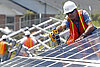 Green energy firms face cloudy future