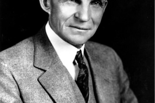 visions of grandeur henry ford Visions newsletter, twinsburg, oh 203 likes visions newsletter is an outreach of henry & dianne ford, featuring positive, uplifting stories about.