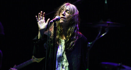 Patti Smith: Just Kids autobiography to be a major motion picture
