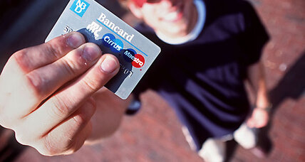 First credit card? Five key tips for college students.