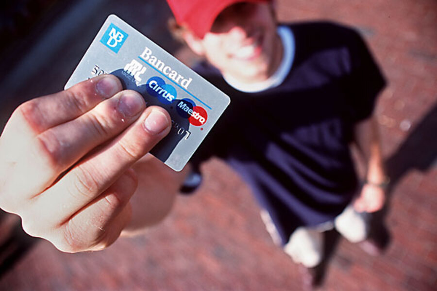 First Credit Card Five Key Tips For College Students