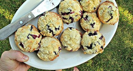 Best blueberry muffins