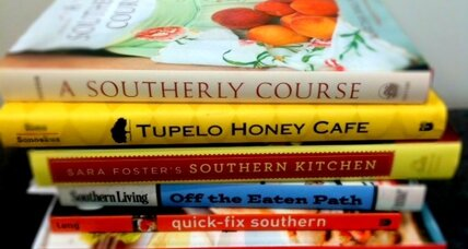 Six Southern cookbooks