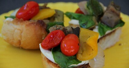 Ratatouille: three simple summer recipes