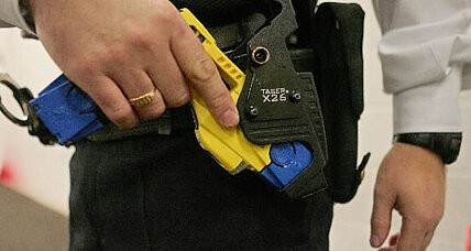 Three deaths in one weekend puts Taser use by cops in crosshairs