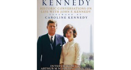 Jackie Kennedy interviews and transcript to be released