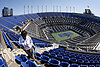 US Open: It's time for tennis ... and a test