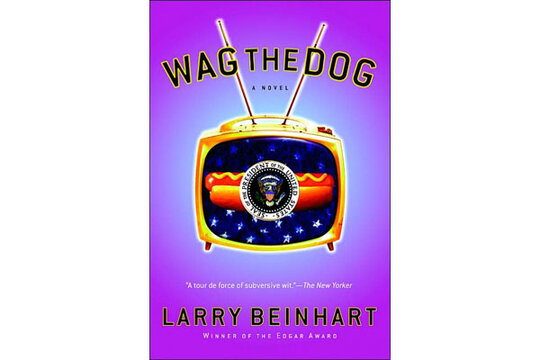 People and politics '' wag the dog''
