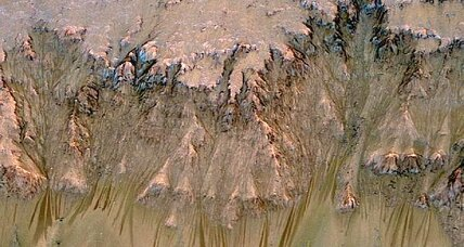 Scientists find 'best evidence' yet for liquid water now on Mars