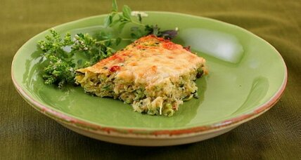 Meatless Monday: A zucchini casserole even teens will love