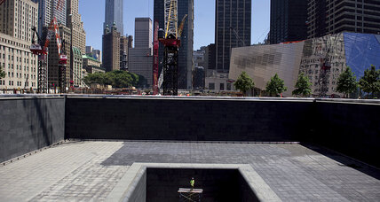 9/11 Memorial: At site of terror, a site of grace (video)