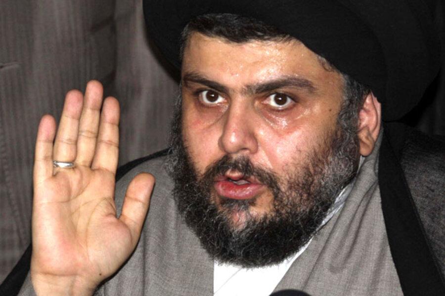Muqtada al-Sadr, Iraq cleric to followers: Stop attacking ...