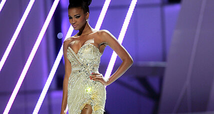 Miss Universe 2011: Angola's Leila Lopes becomes fourth African winner