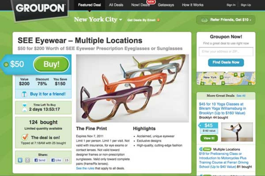 Groupon's Biggest Deal Ever: The Inside Story of How One Insane Gamble, Tons of Unbelievable Hype, and Millions of Wild Deals Made Billions for One Ballsy Joker [Frank Sennett] on appzmotorwn.cf *FREE* shipping on qualifying offers. It's hard to overstate how big a year it was for Mr. Mason. His company went public, he became a billionaire.