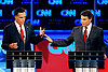 Perry vs. Romney: Does it matter whom Obama faces in 2012? In short, yes.