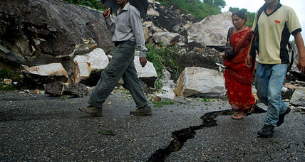 India earthquake: What makes the region so volatile?