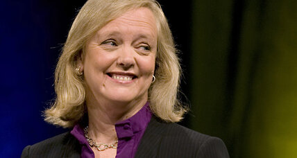 Meg Whitman new HP CEO. What firm has more CEO change?