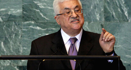 Abbas plea for Palestinian statehood leaves Mideast talks in limbo