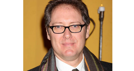 James Spader takes over as new 'Office' boss