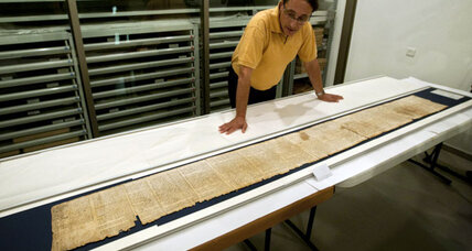 Dead Sea Scrolls now available to all online [VIDEO]