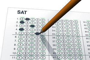SAT cheating scandal: Are stakes getting too high for college ...