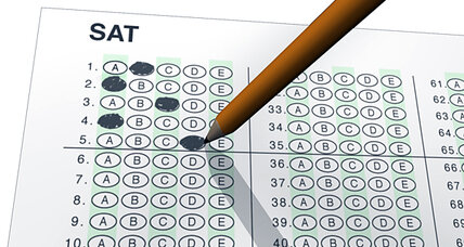 SAT cheating scandal: Are stakes getting too high for college admission?