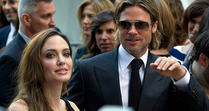 Listen to the kids of Brad and Angelina