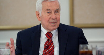 Tea party targets Sen. Richard Lugar: Can moderate Republicans survive?