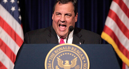 Chris Christie electability: Would his girth be a campaign issue?