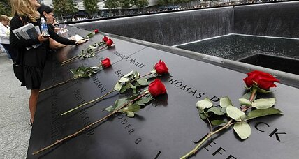 9/11 Anniversary: Around the country, Americans pause to remember