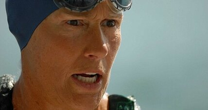 Diana Nyad quits Cuba-to-Florida swim on medics' advice